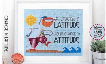 Change In Latitude