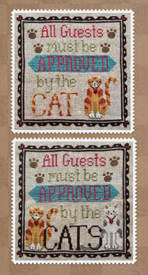 Cat Owner's Welcome