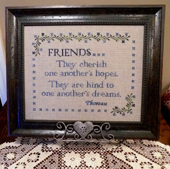 Cherished Friends