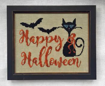 Miss Kitty's Halloween
