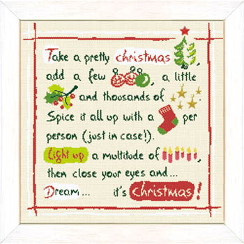 Christmas Recipe + Stars