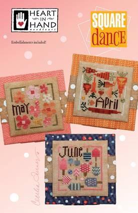 Square Dance (April - June)w/emb