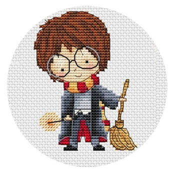 Harry Potter Magnet