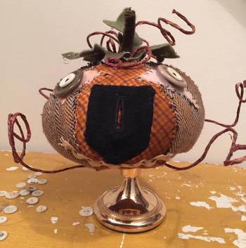 Prim Pumpkin Make Do