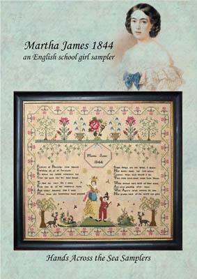 Martha James 1844