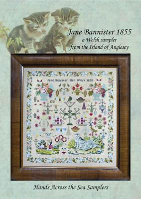 Jane Banister 1855
