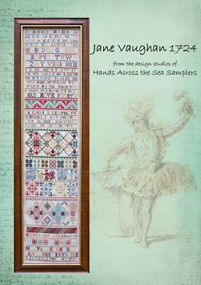 Jane Vaughan 1724