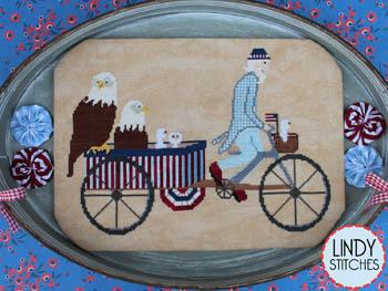 Uncle Sam's Rickshaw