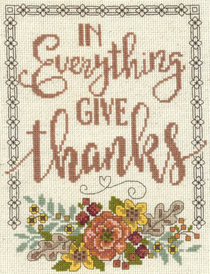 Give Thanks Floral