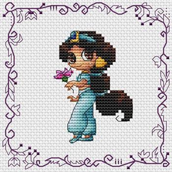 Baby Princess Jasmine