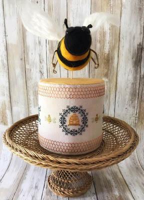 Bee Skep Drumroll