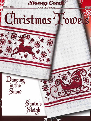 Christmas Towels (453)