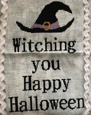 Witching Happy Halloween