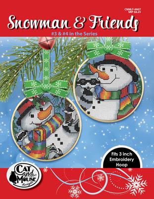 Snowman & Friends 3 & 4