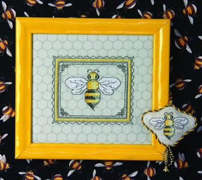 Bertie Bee & Fob