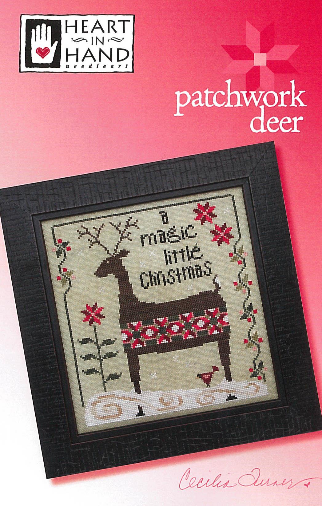 Patchwork Deer
