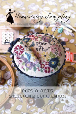 Pins & Orts Stitching Companion