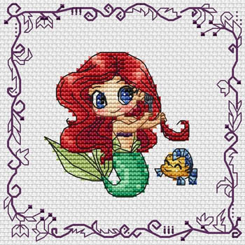Baby Princess Ariel