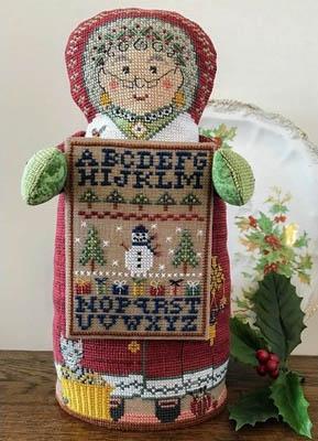 Mrs. Santa's Sampler
