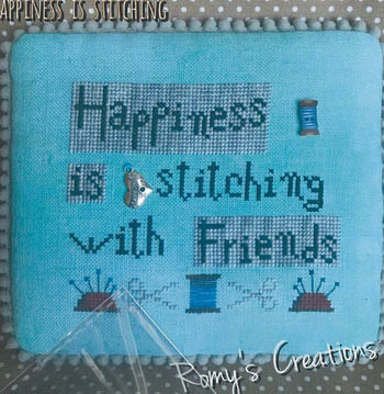 Happiness Is Stitching