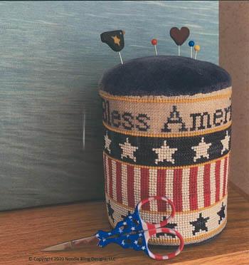 Americana Drum Pin Keep