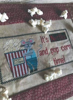 Netflix And Popcorn