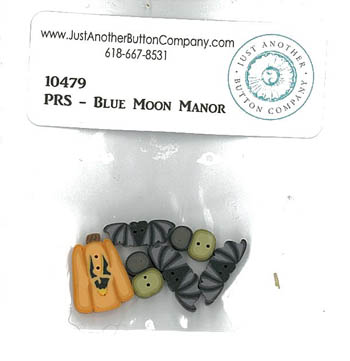 Blue Moon Manor Button Pack (PRAISE) 10479.g
