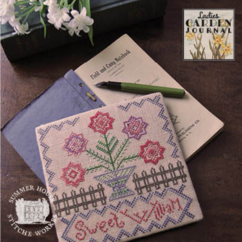 Ladies Garden Journal 1 - Sweet William