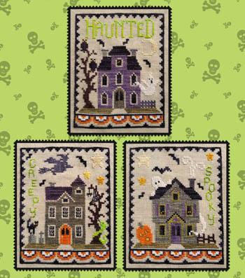 Haunted House Trio