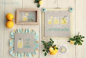 Iced Lemonade