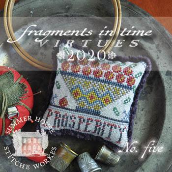 Fragments In Time 2020 - 5 Prosperity