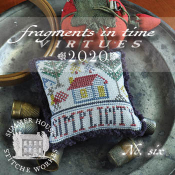 Fragments In Time 2020 - 6 Simplicity