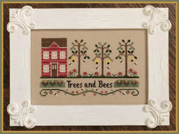 Trees And Bees