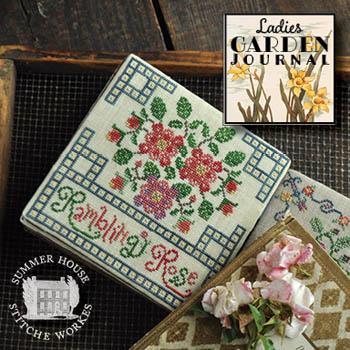 Ladies Garden Journal 4 - Rambling Rose
