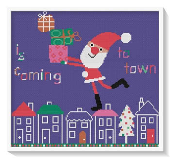 Is Coming To Town