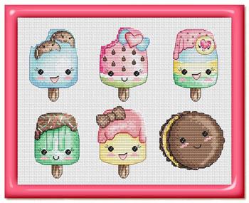 Kawaii Lollipops