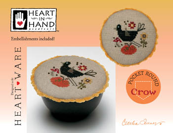 Pocket Round - Crow