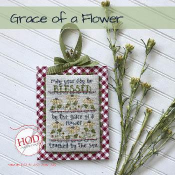 Grace Of A Flower