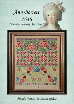 Ann Borrett 1646