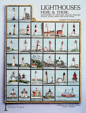 Lighthouses Here & There