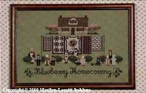 Blueberry Homecoming