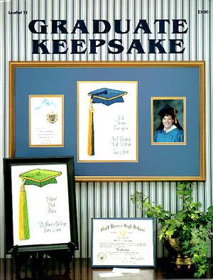 Graduate Keepsake