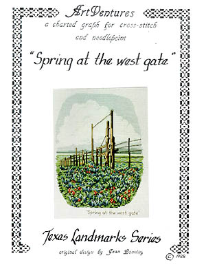 Spring At The West Gate