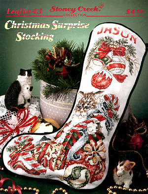 Christmas Surprise Stocking
