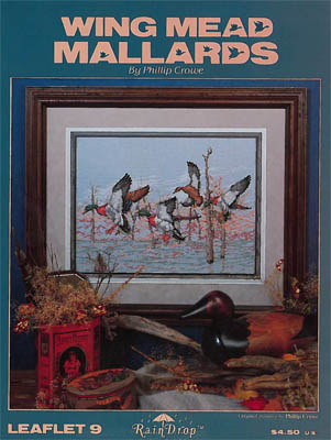 Wing Mead Mallards (Raindrop)