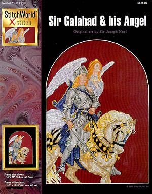 Sir Galahad & His Angel