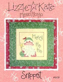 Merry Ho Ho (Santa '99)
