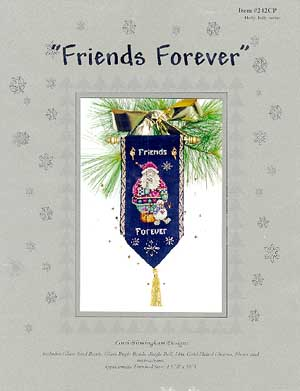 Friends Forever (Santa & Snowman)