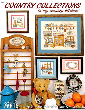 """Country Collections #1 """"In My Country Kitchen"""""""