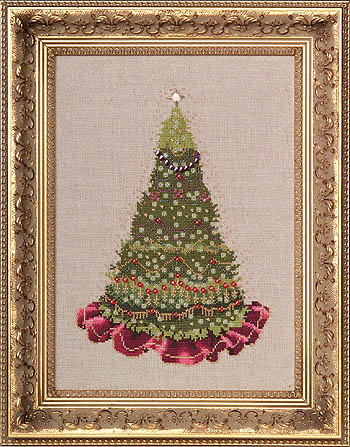Christmas Tree 2006 (w/beads & treasures only)